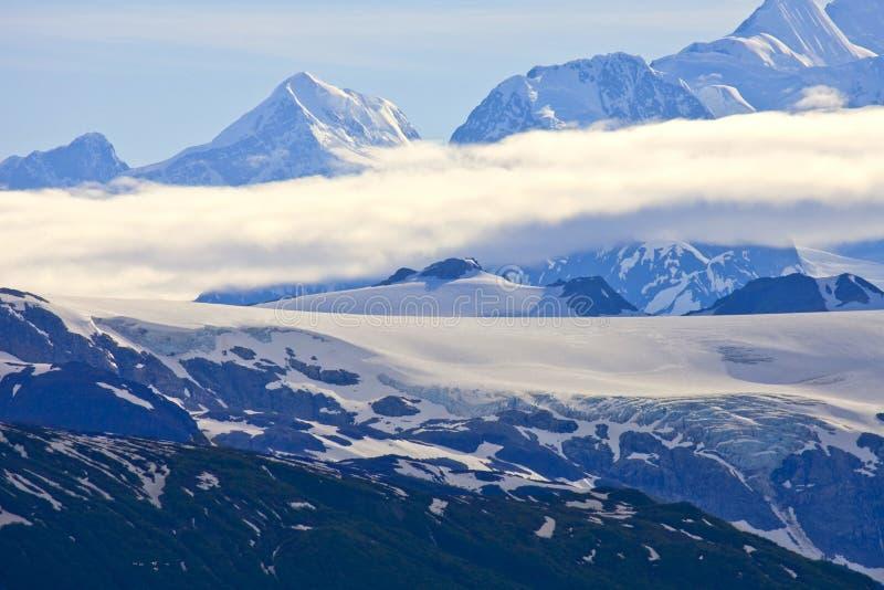 κατάπληξη της Αλάσκας στοκ εικόνα