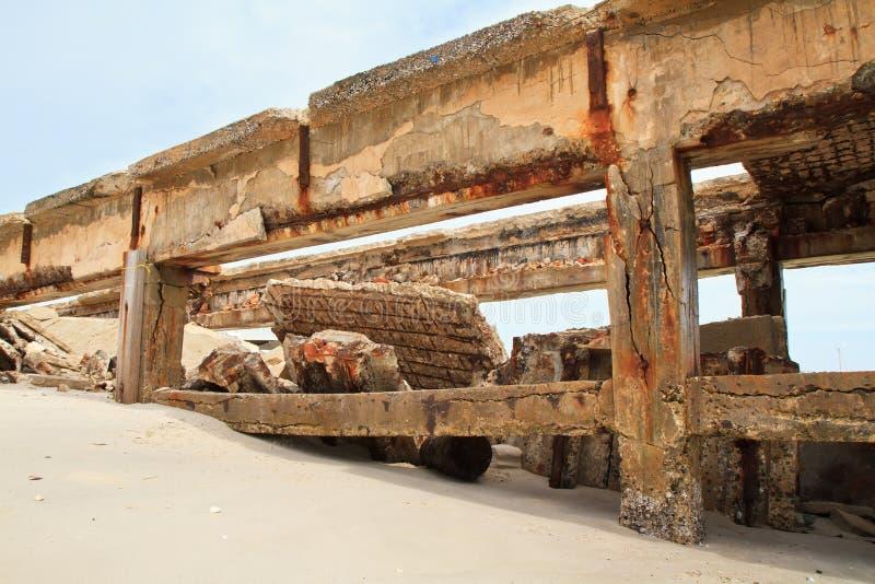 Κατάρρευση γεφυρών στοκ εικόνες με δικαίωμα ελεύθερης χρήσης