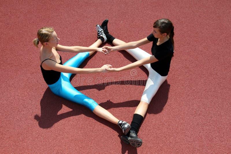 κατάρτιση ασκήσεων στοκ φωτογραφία με δικαίωμα ελεύθερης χρήσης