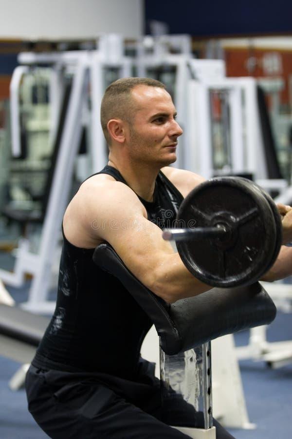 κατάρτιση γυμναστικής ικανότητας στοκ εικόνα με δικαίωμα ελεύθερης χρήσης