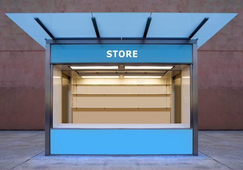 κατάστημα στοκ εικόνα