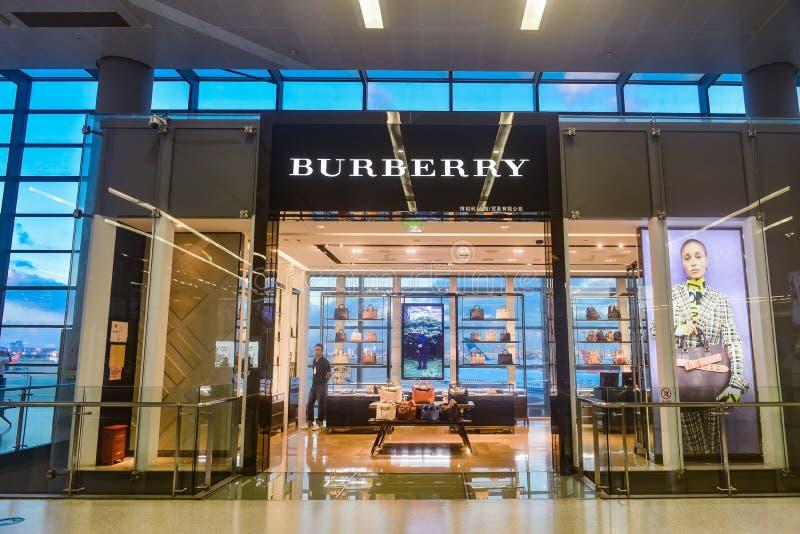 Κατάστημα Burnerry στοκ φωτογραφία