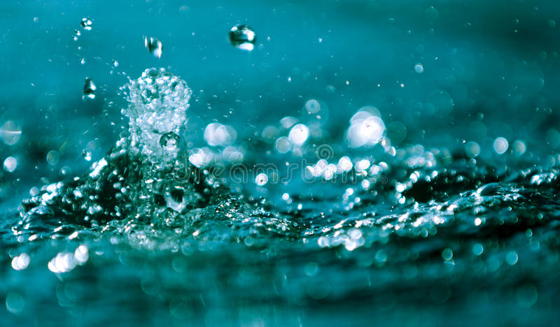 καταβρέχοντας ύδωρ στοκ εικόνα με δικαίωμα ελεύθερης χρήσης