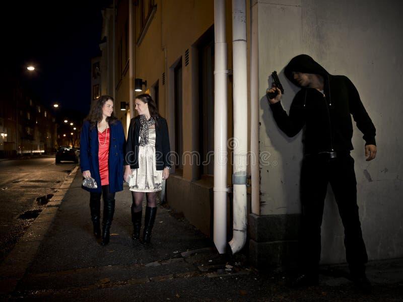 καταδίωξη ατόμων στοκ φωτογραφία με δικαίωμα ελεύθερης χρήσης