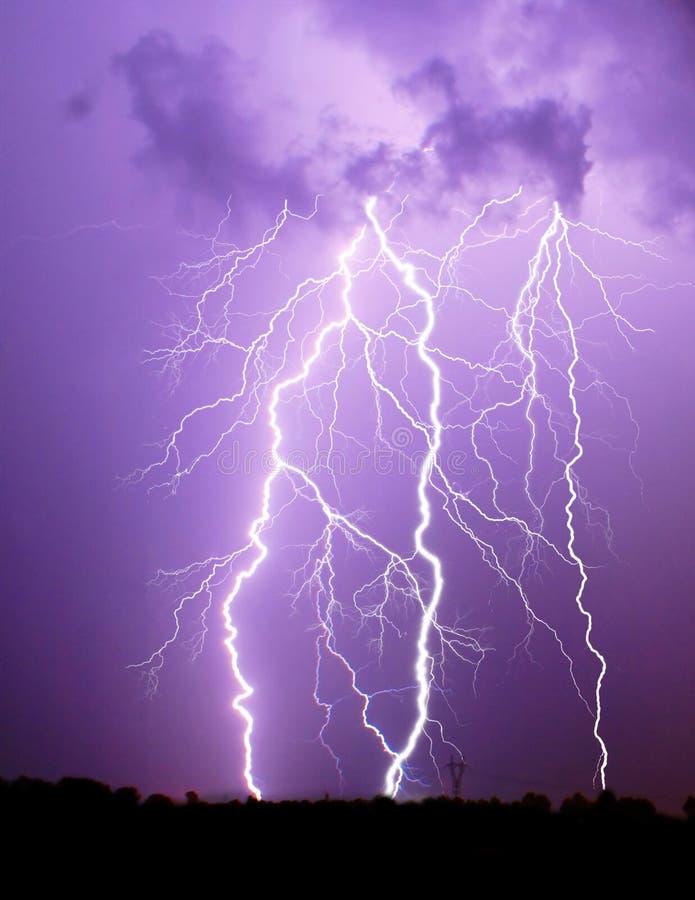 Καταιγίδα στοκ εικόνες με δικαίωμα ελεύθερης χρήσης