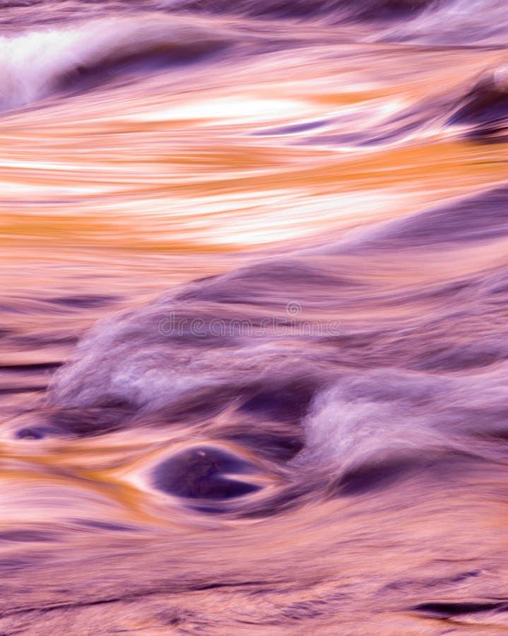 κατακόρυφος ηλιοβασι&lamb στοκ εικόνα
