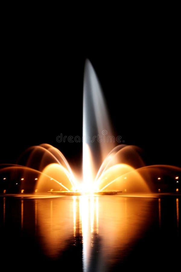 κατακόρυφος του Γκουάμ πηγών στοκ φωτογραφία με δικαίωμα ελεύθερης χρήσης