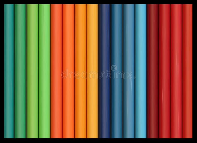 κατακόρυφος χρώματος στοκ φωτογραφία με δικαίωμα ελεύθερης χρήσης