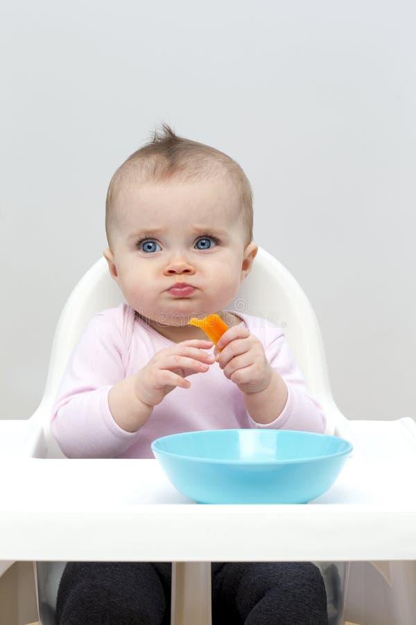 Κατανάλωση μωρών στοκ φωτογραφία με δικαίωμα ελεύθερης χρήσης