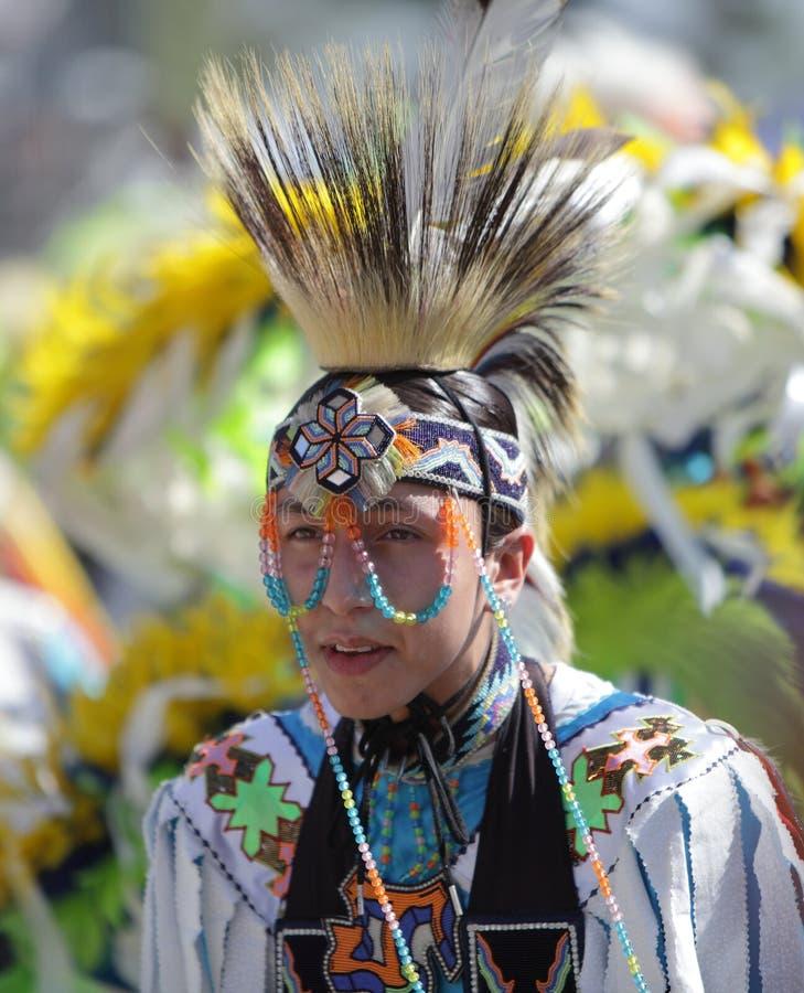 Καταπληκτική επιτυχία SAN Manuel Ινδοί Pow - 2012 στοκ εικόνες με δικαίωμα ελεύθερης χρήσης