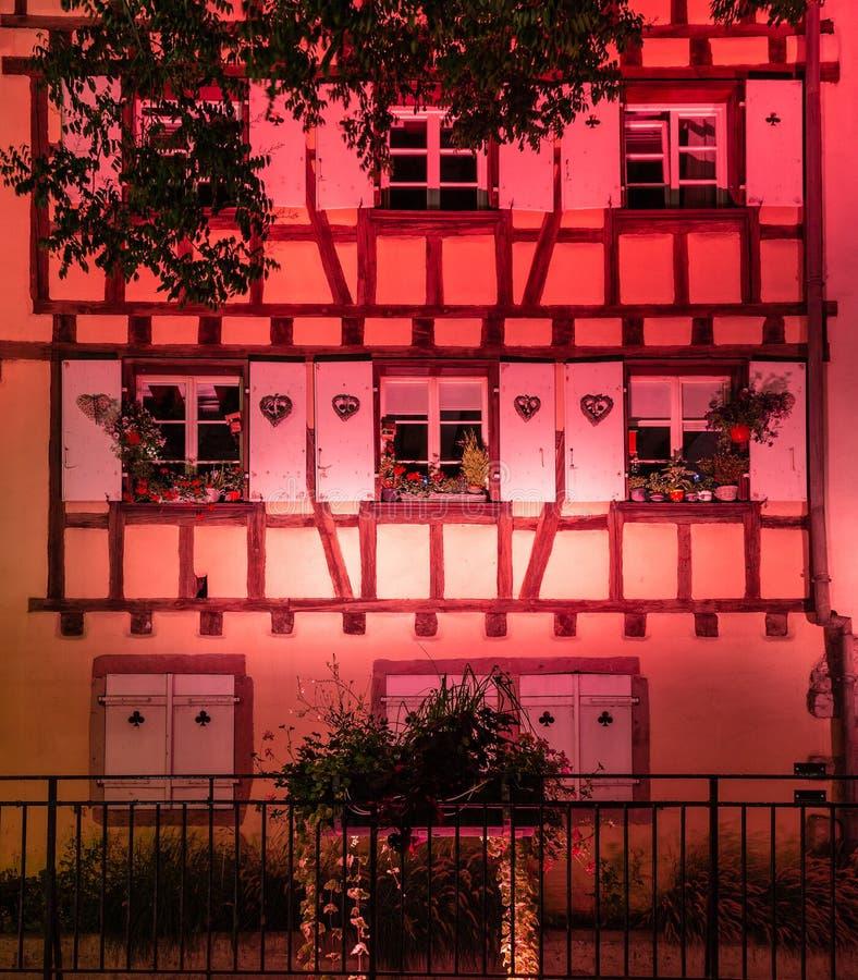 Καταπληκτικό παραδοσιακό παλαιό σπίτι 2 στοκ φωτογραφία με δικαίωμα ελεύθερης χρήσης