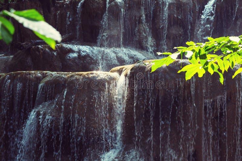 Καταρράκτης νερού στοκ φωτογραφία με δικαίωμα ελεύθερης χρήσης
