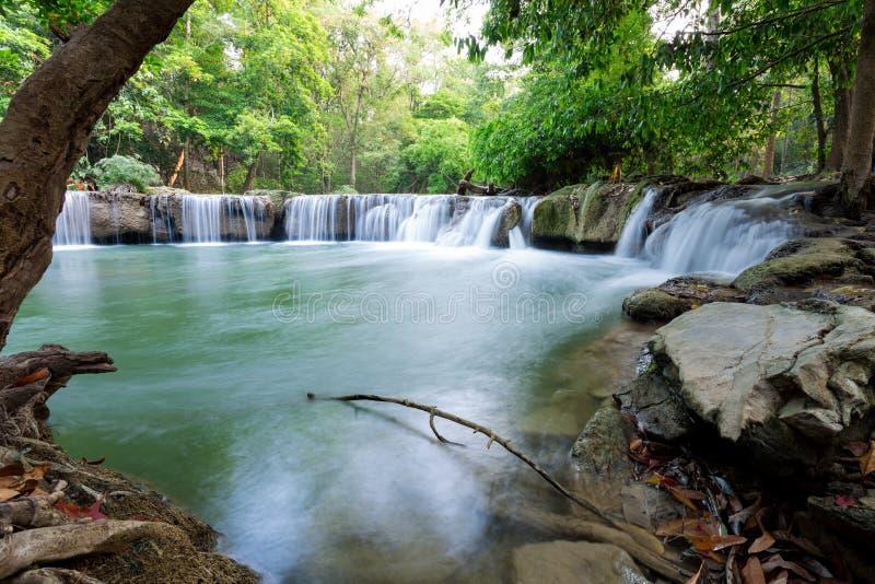 καταρράκτης της Ταϊλάνδης στοκ εικόνες