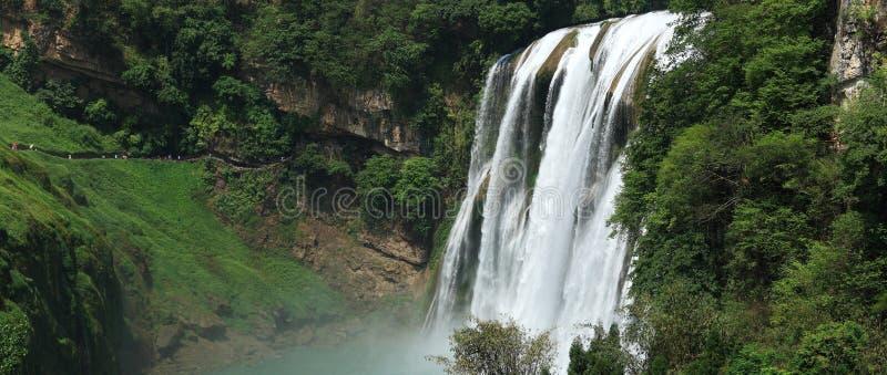καταρράκτης huangguoshu στοκ εικόνα