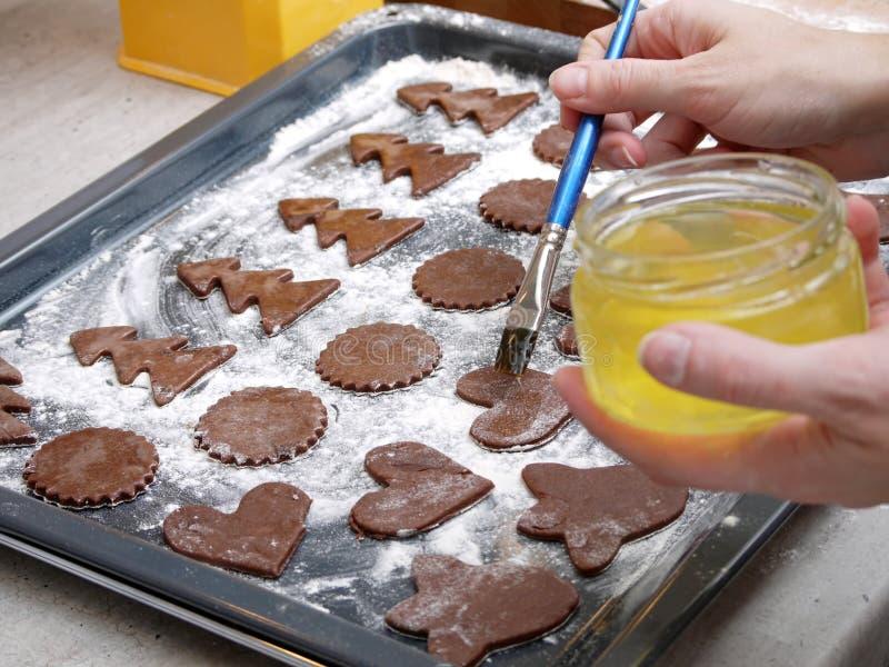 Κατασκευή των κέικ στοκ εικόνες με δικαίωμα ελεύθερης χρήσης