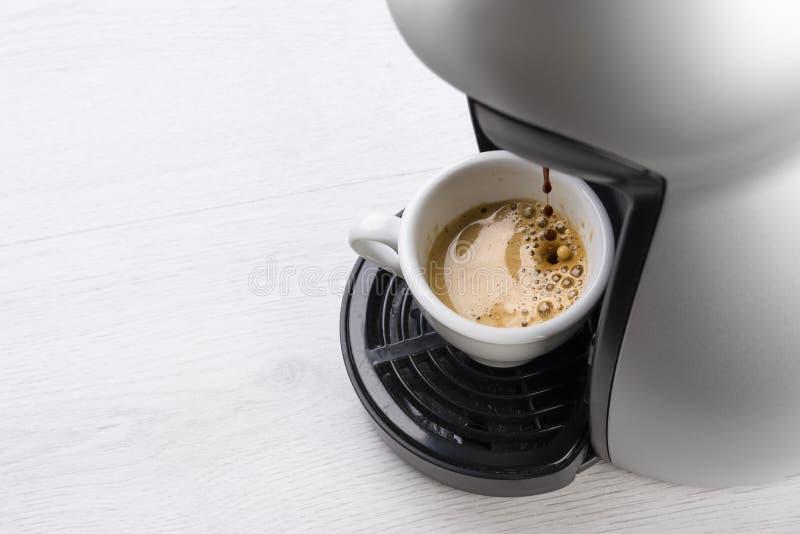 Κατασκευαστής καφέ στοκ φωτογραφίες με δικαίωμα ελεύθερης χρήσης