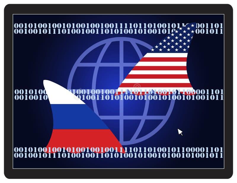 Κατασκοπεία Ψυχρών Πολέμων ελεύθερη απεικόνιση δικαιώματος