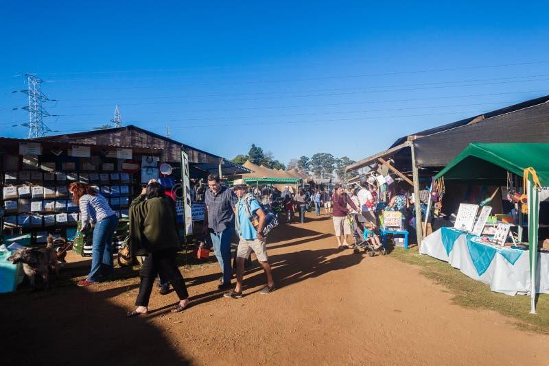 Καταστήματα αγοράς αγροτών στοκ εικόνες με δικαίωμα ελεύθερης χρήσης