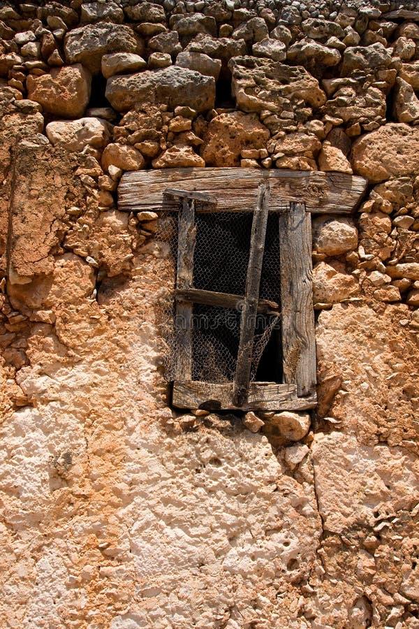καταστροφές του αρχαίου σπιτιού στην Κρήτη, Ελλάδα στοκ εικόνα με δικαίωμα ελεύθερης χρήσης