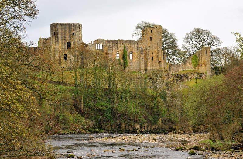 Καταστροφές του Castle Barnard, Αγγλία στοκ φωτογραφία με δικαίωμα ελεύθερης χρήσης