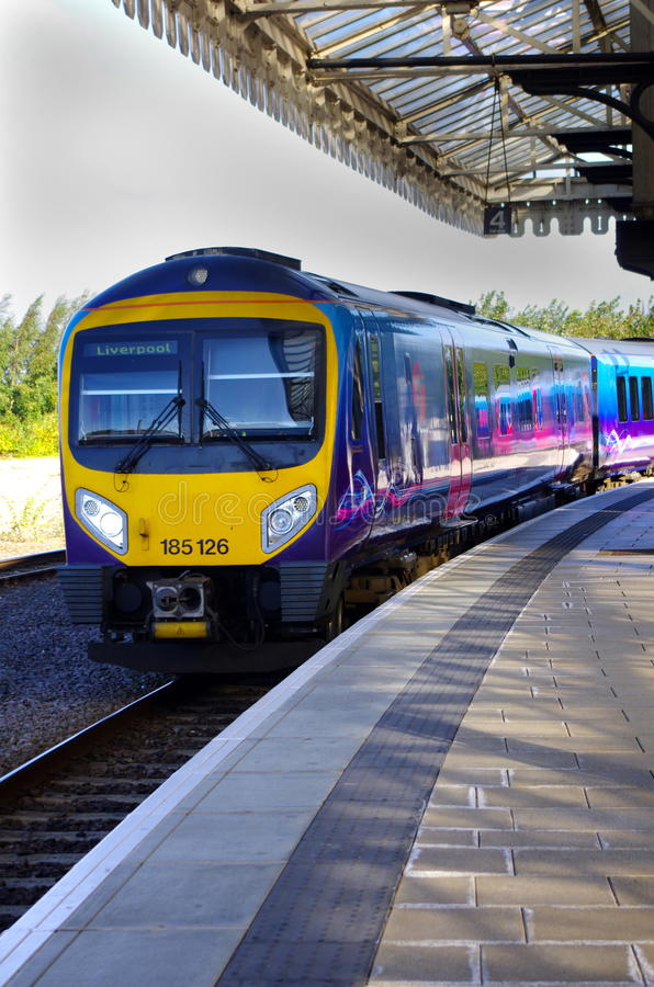 Κατηγορία 185 σαφές τραίνο στοκ εικόνα με δικαίωμα ελεύθερης χρήσης