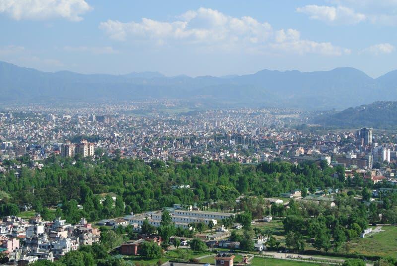 Κατμαντού, Νεπάλ στοκ εικόνες
