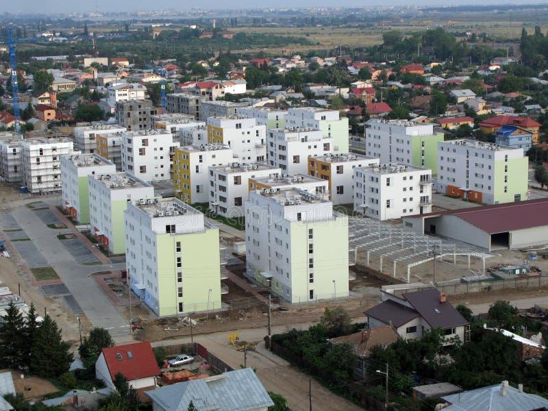 Κατοικήσιμη περιοχή στοκ εικόνα