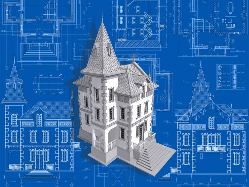 Download κατοικία απεικόνιση αποθεμάτων. εικονογραφία από πόρτα - 13187551