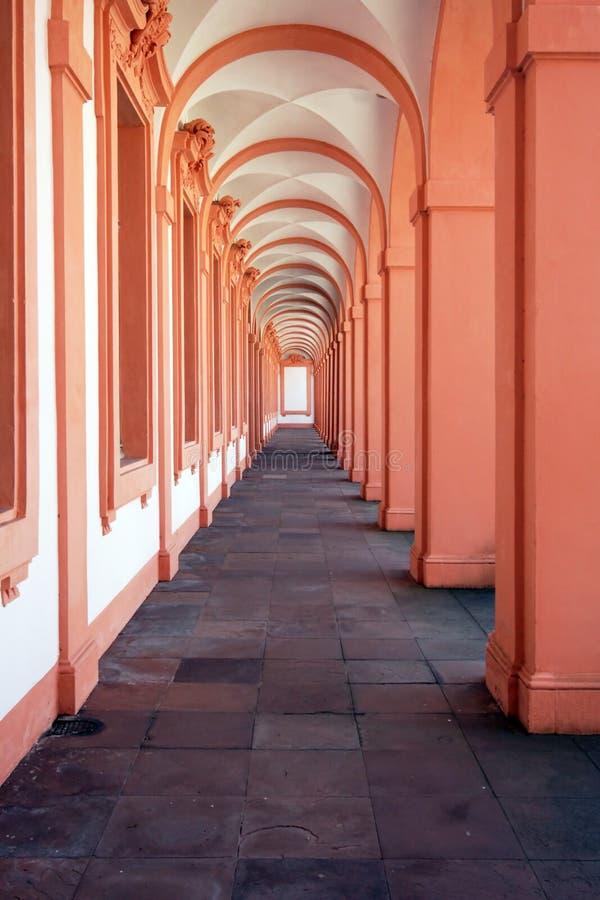 Κατοικία Rastatt (Castle) - Γερμανία στοκ εικόνα με δικαίωμα ελεύθερης χρήσης