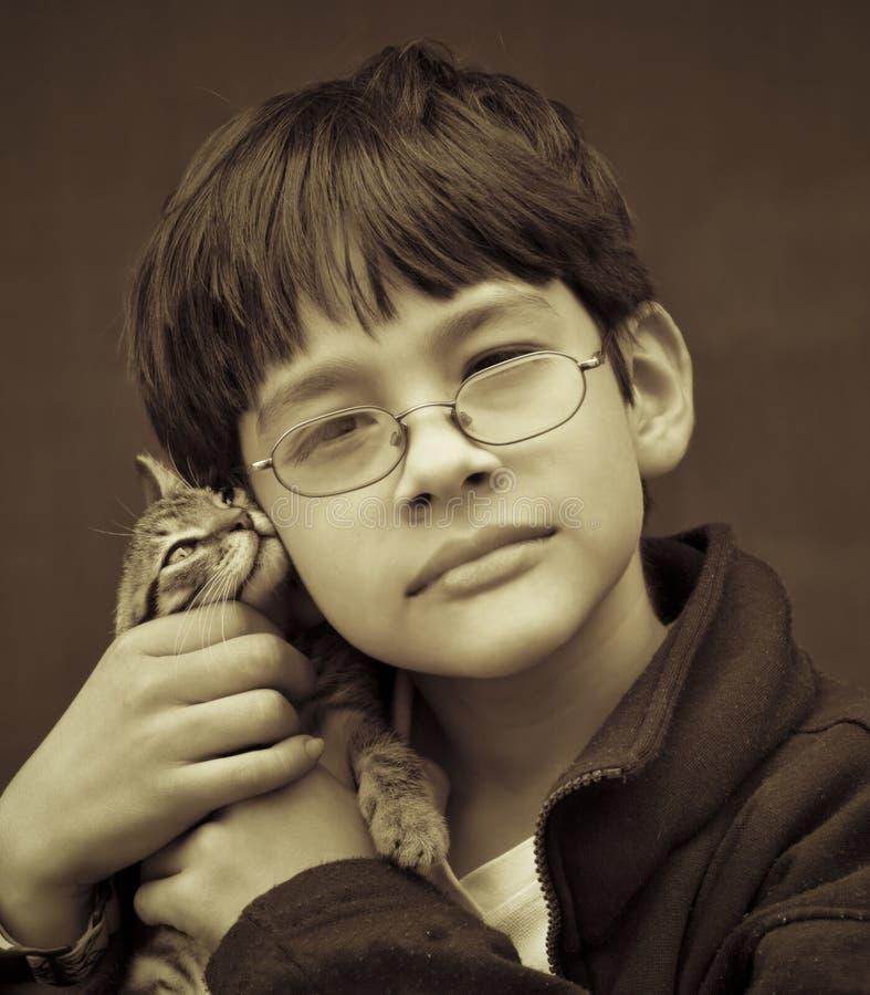 κατοικίδιο ζώο φροντίδα&sigm στοκ φωτογραφία
