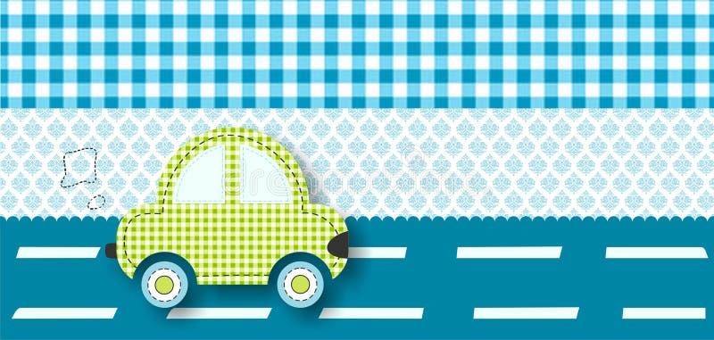 κατσίκια αυτοκινήτων απεικόνιση αποθεμάτων