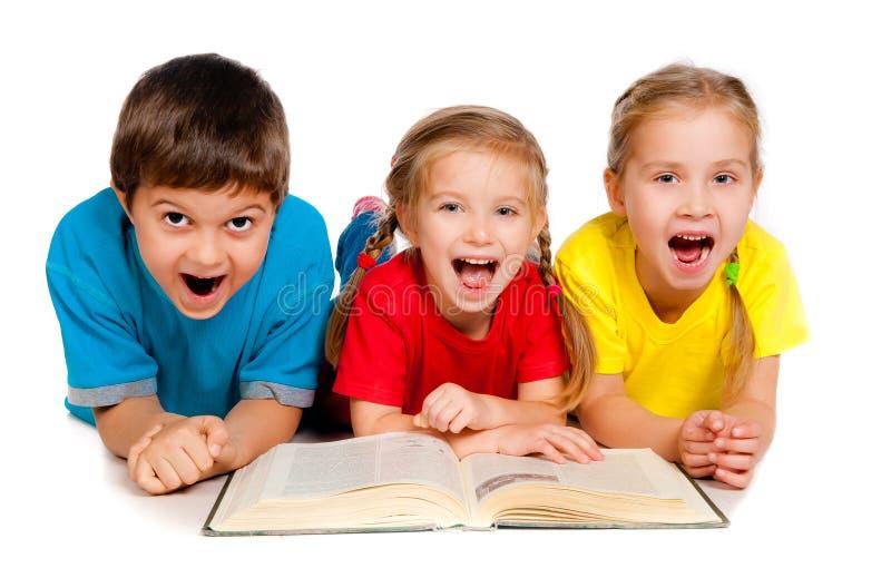 κατσίκια βιβλίων μικρά στοκ φωτογραφία με δικαίωμα ελεύθερης χρήσης
