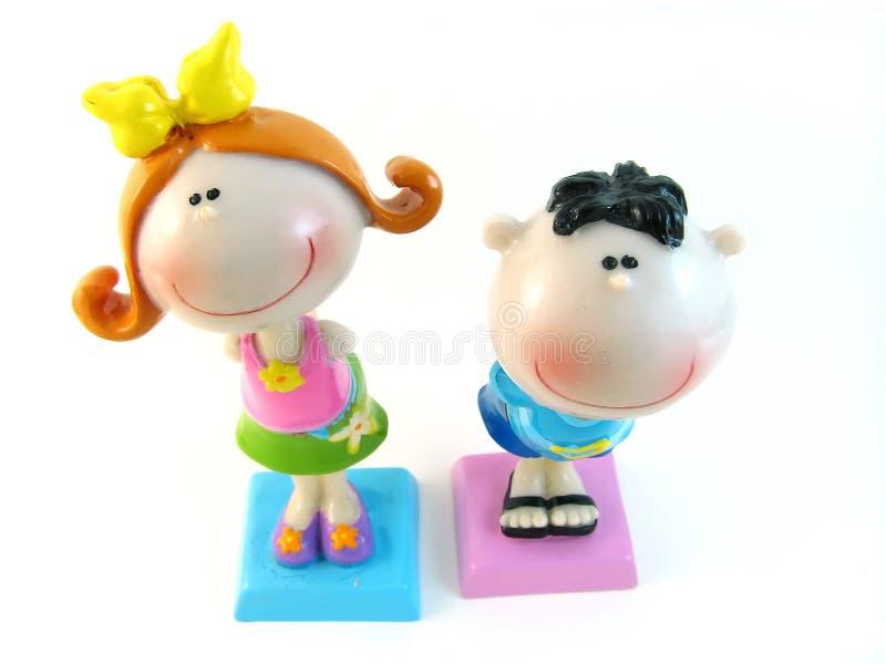 κατσίκια κοριτσιών αγορ&io στοκ φωτογραφίες με δικαίωμα ελεύθερης χρήσης