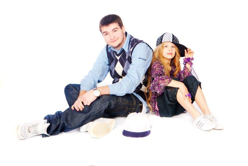 κατσίκια λυκίσκου ισχί&omeg στοκ φωτογραφία με δικαίωμα ελεύθερης χρήσης