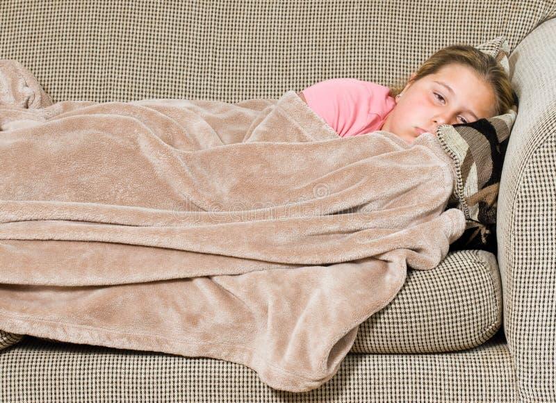 κατσίκι που κουράζεται στοκ φωτογραφία με δικαίωμα ελεύθερης χρήσης