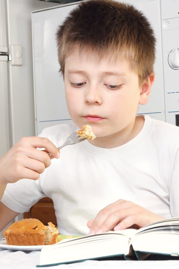 κατσίκι προγευμάτων βιβ&lambd στοκ εικόνα με δικαίωμα ελεύθερης χρήσης