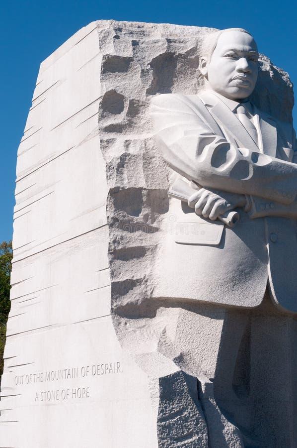 Κατώτερο μνημείο του Martin Luther King στοκ εικόνα με δικαίωμα ελεύθερης χρήσης