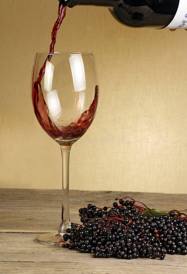 Κατ' οίκον γίνοντα κρασί στοκ φωτογραφίες με δικαίωμα ελεύθερης χρήσης