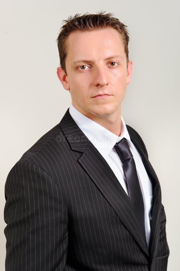 καυκάσιο κοστούμι ατόμω&nu στοκ εικόνα με δικαίωμα ελεύθερης χρήσης