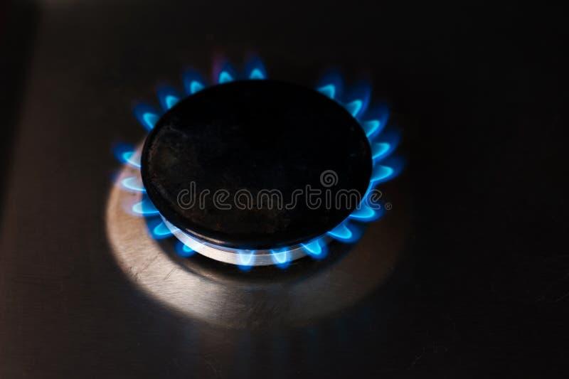 Καυστήρες αερίου στοκ φωτογραφία με δικαίωμα ελεύθερης χρήσης