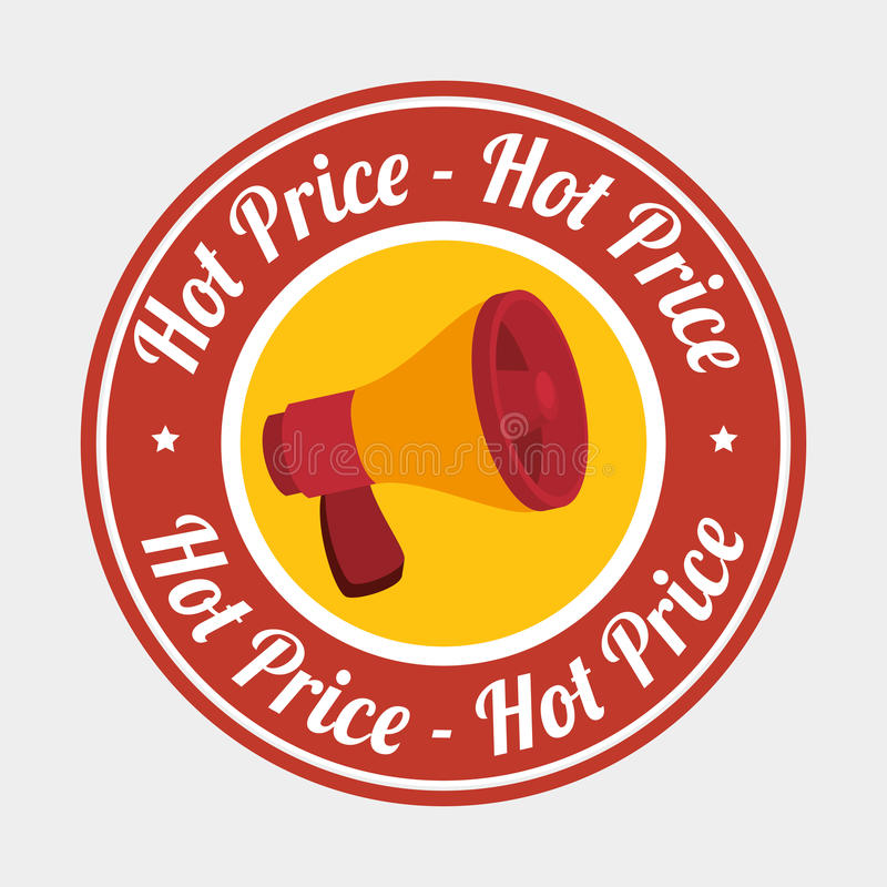 Download Καυτές προσφορές και εκπτώσεις αγορών Απεικόνιση αποθεμάτων - εικονογραφία από προσφορές, χρηματοδότηση: 62703644