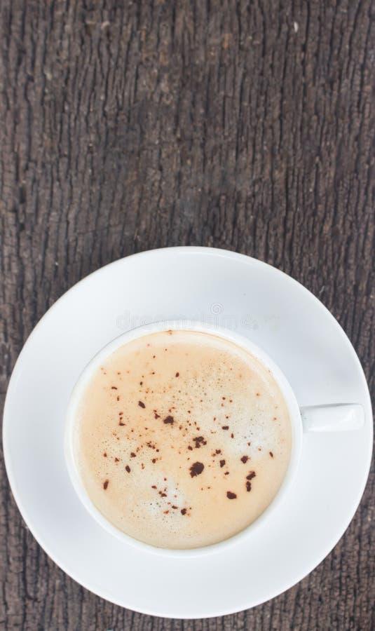 Καυτός καφές για το ποτό στοκ φωτογραφία