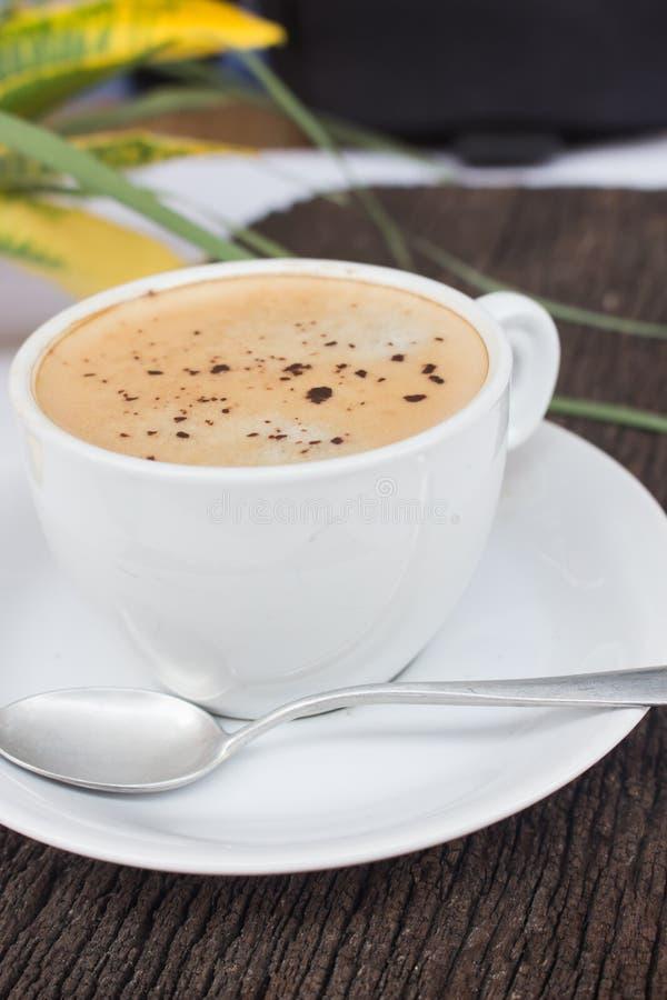 Καυτός καφές για το ποτό στοκ εικόνες