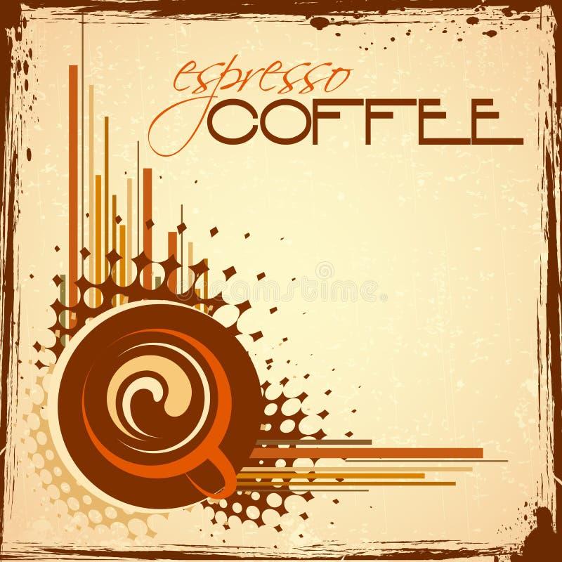 Καυτός καφές ελεύθερη απεικόνιση δικαιώματος