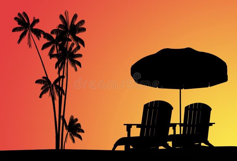 Download καυτό ηλιοβασίλεμα απεικόνιση αποθεμάτων. εικονογραφία από φυσικός - 22792276