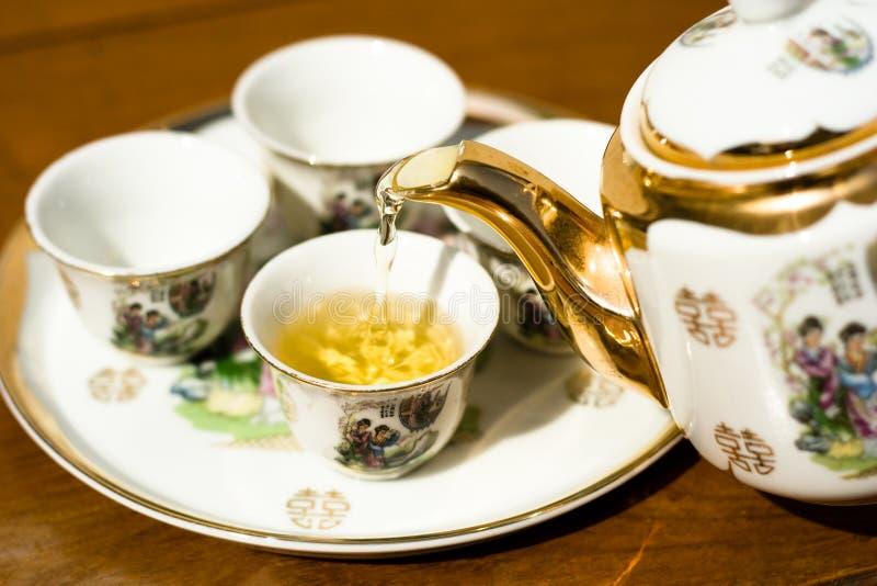 καυτό τσάι στοκ εικόνα