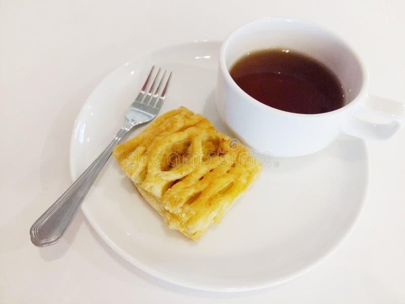 Καφές ή τσάι στοκ εικόνα
