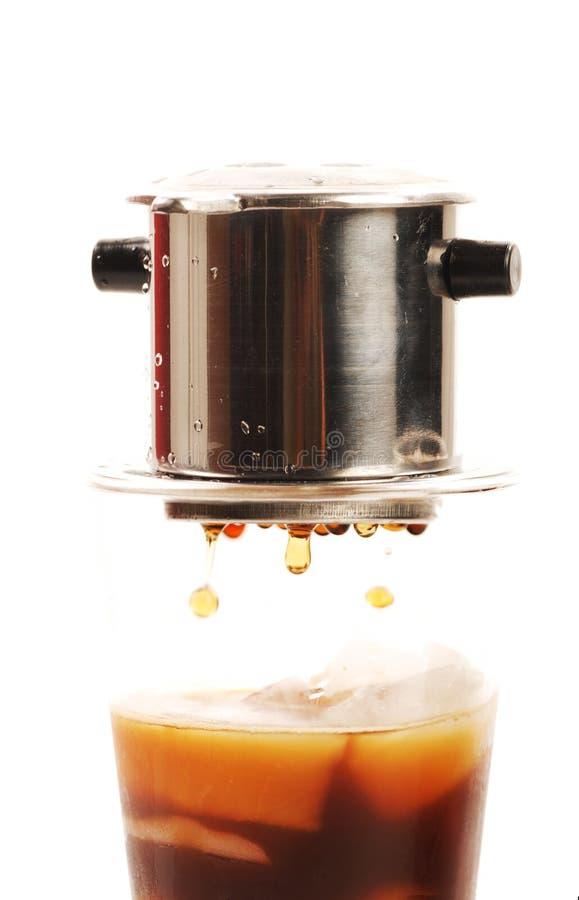καφές βιετναμέζικα στοκ εικόνες με δικαίωμα ελεύθερης χρήσης