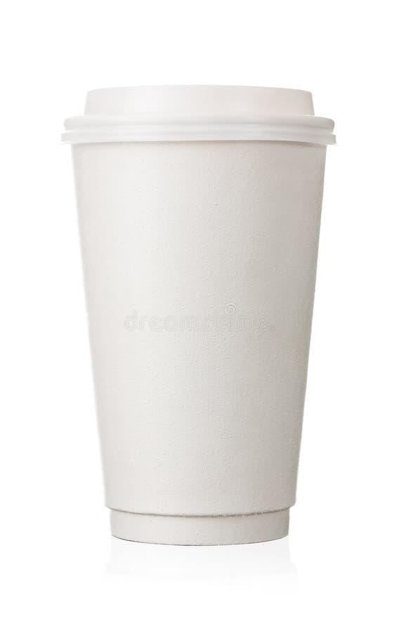 Καφές για να πάει στοκ φωτογραφία