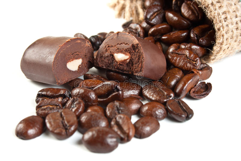 καφές καραμελών στοκ φωτογραφίες με δικαίωμα ελεύθερης χρήσης
